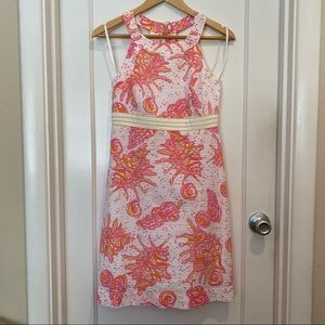 Lilly Pulitzer Tinsley Conched Out Halter Dress